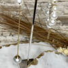 Pendientes asimétricos de perlas